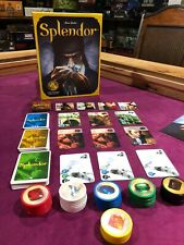 Splendor Board Game By Asmodee opened, never played!