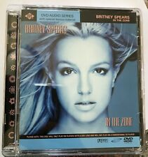 Britney Spears - In the Zone DVD Audio / 5.1 surround - Very Good