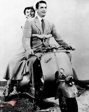 Audrey Hepburn & Gregory Peck [1060427] 8x10 foto (other misure disponibili)