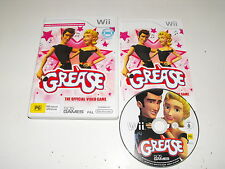 Grease For Nintendo Wii