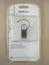 Nokia BH-216 Bluetooth Headset, Black, Echo Cancellation, Noise Reduction - NEW