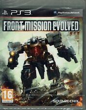 Front Mission Evolved - Playstation 3 - PS3