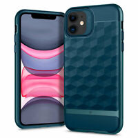 iPhone 11 Case Caseology® [Parallax] Patterned Double Layered Protective Cover