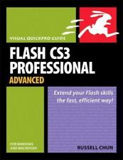 Visual QuickPro Guide: Flash CS3 Professional Advanced for Windows and Macintos…