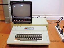 Vintage Apple II Computer - Not Apple II Plus, or Apple IIE - Monitor/Stand Not