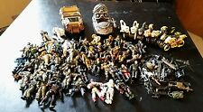 Huge Lot  Action Figures LANARD Corps, army military pilot fighter misc 4 inches