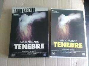 DVD-TENEBRE-DARIO ARGENTO-FRANCIOSA/GEMMA-TITANUS