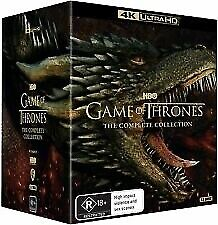 Game of Thrones: The Complete Collection (4K UHD) RB NEW & SEALED