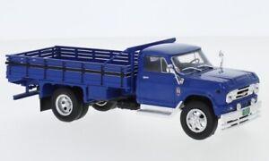 Chevrolet C 60, blau, 1:43, WhiteBox