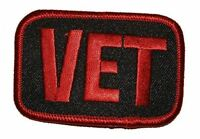 VET PATCH US MILITARY SERVICE ARMY NAVY AIR FORCE MARINE COAST GUARD VETERAN