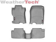 WeatherTech DigitalFit FloorLiner for Honda Accord Coupe - 2008-2012 - Grey