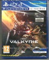 EVE Valkyrie VR (inc. FOUNDER'S PACK) {VR REQUIRED} 'New & Sealed' *PS4(Four)*
