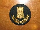 Canadian Army Trade Badge Trade Group 2 Construction Engineer DEU