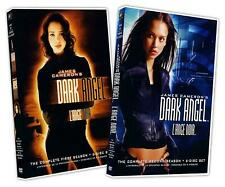 Dark Angel Complete Series Seasons 1-2 DVD Set Collection Show Jessica Alba All