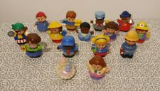Fisher Price Little People Small World Figures Character Bundle x 15