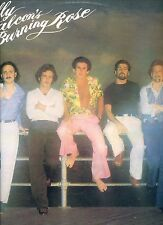 BILLY FALCON billy falcon's burning rose UK 1978 EX LP