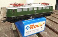 Roco 63709 E-Lok E 40 504 DB Epoche 3,OVP, DSS, neuwertig, Bw Hamburg-Eidelstedt
