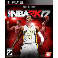 NBA 2K17 RE-SEALED Sony PlayStation 3 PS PS3 GAME BASKETBALL 2017 17