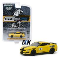 GREENLIGHT 30134 2016 FORD MUSTANG SHELBY GT350 TRACK ATTACK #1 DIECAST CAR 1:64