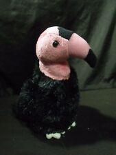 """California Condor Mini Flopsie 8"""" Aurora Plush used"""