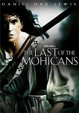 Last of The Mohicans 0024543010890 DVD Region 1