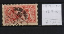 ! Great Britain 1912-1922. Stamp. Yt#154a . €100.00 !