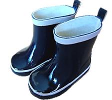 Playshoes Gummistiefel, dunkelblau, Gr. 20