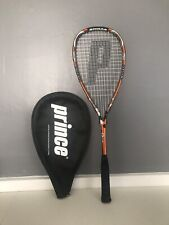 Prince TF Tour Light Titanium Force Squash Racket with cover Read Description