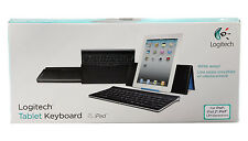 Logitech Keyboard for Apple iPad 2 iPad 3rd Generation Black