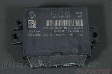 VW Polo 6R GTI 2010 PDC Einparkhilfe Steuergerät 6R0919475 Top Sport Austattung