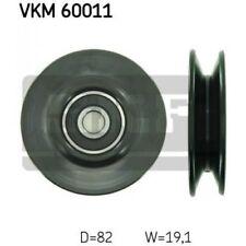 SKF Deflection/Guide Pulley, v-belt VKM 60011