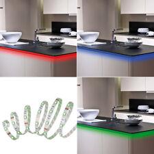 Flexband LED Stripe mit RGB-Farbwechsel Lampe Leuchte 16 Farben Band kürzbar