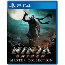 Ninja GAIDEN MASTER COLLECTION TRILOGÍA Ps4 importación ENG