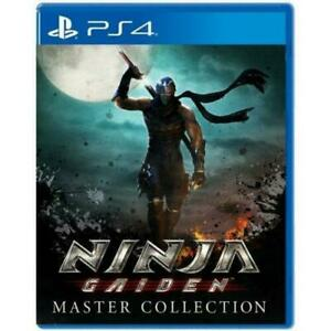 Ninja Gaiden Master Collection Trilogy Ps4 Import Eng