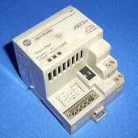 ALLEN BRADLEY 24VDC FLEX I/O ADAPTER MODULE, 1794-ADN SER. B REV.B01 F/W REV.G