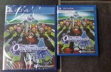 One Way Heroics Sony PlayStation 4 Vita Limited Run Games NEW! RARE! FREE SHIP!!