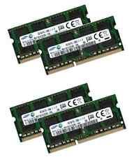 4x 8gb 32gb ddr3l di RAM 1600 MHz Apple iMac 14,1 14,2 late 2013 pc3l-12800s 0x80ce