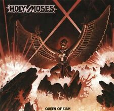 Holy Moses - Queen Of Siam ( AUDIO CD in JEWEL CASE with OBI )
