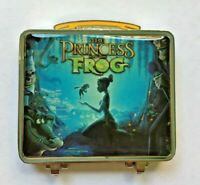 Disney Pin Badge WDW - Pin of the Month - Lunch Time Tales - Princess & the Frog