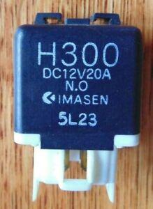 90-05 Mazda Miata OEM NA Horn Headlight Head Light Relay IMASEN H300 1990-2005