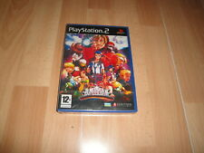 NEO GEO BATTLE COLISEUM DE SNK - PLAYMORE PARA LA SONY PS2 NUEVO PRECINTADO