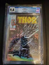 Thor #6 (Marvel Comics 10/20) Graded CGC 9.8 Comics Elite Edition Variant