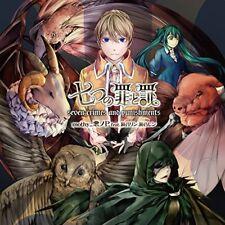 Aku no P Seven Crimes and Punishments feat.Kagamine Rin Len CD Japan