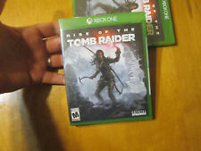 Rise of the Tomb Raider Xbox One Brand New Factory Sealed Us Edition