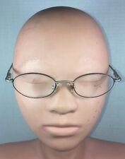 Laura Ashley Sacha Silver Henna Eyeglass Frames Size 135 – Bridge 47–19