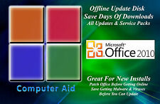 Office 2010 - 2013 - 2016 Update Disk - Include All SPs & All Upd. DVD 08-14-18