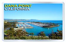 DANA POINT CALIFORNIA USA FRIDGE MAGNET SOUVENIR IMAN NEVERA