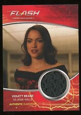 Cryptozoic Flash Season 2 Wardrobe M06 - Violett Beane as Jesse Wells