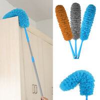 Soft Microfiber Bendable Duster Dusting Brush Household Cleaning Tool Washable