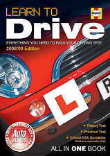 Learn to Drive (2008/09 Edition) Everything you need to pass your driving test,D